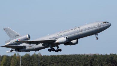 Photo of Luchtmacht neemt afscheid van eerste KDC-10