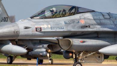 Photo of Nederlandse F-16's onderscheppen Russische toestellen