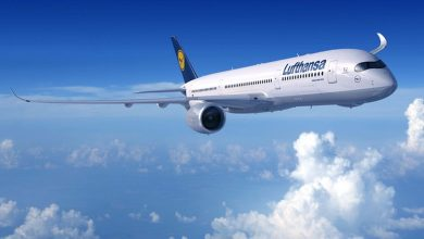 Photo of Tipje van de Lufthansa A350 sluier gelicht