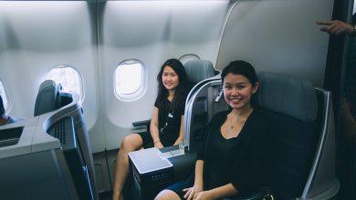 Photo of Nieuwe business class voor Malaysia – Foto's / Video