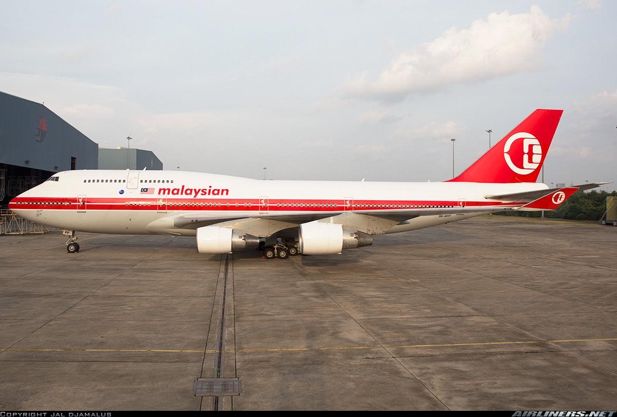 Malaysia B747 Retro ©Jal Djamalus