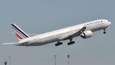 Photo of Boeing 777 Air France wijkt uit wegens rook in cabine