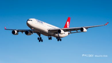 Photo of Turkish Airlines A340 beschadigd na botsing op Atatürk