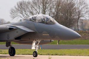 F-15D Eagle, Amerikaanse luchtmacht © Leonard van den Broek