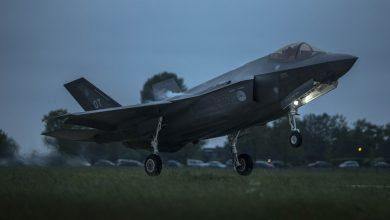 Photo of Luchtmacht schuift belevingsvluchten met F-35 dagje op