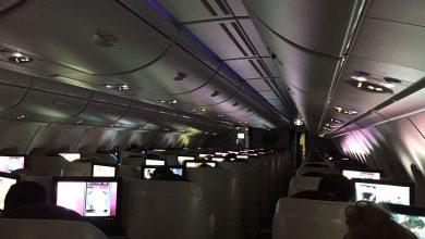 Photo of Waarom wordt cabineverlichting gedimd tijdens landing?