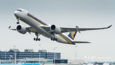 Photo of Singapore Airlines niet meer met A350 naar Schiphol