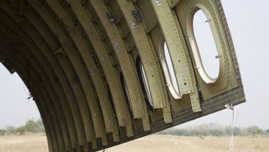 Photo of Verlaten en opgesneden Thai A300 – Foto's