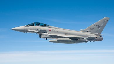 Photo of Italiaanse Typhoon crasht tijdens airshow – video