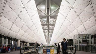 Photo of Vliegveld Hong Kong wil terminal sluiten wegens forse daling aantal reizigers