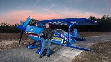 Photo of Piloot omgekomen bij vliegshow in Atlanta