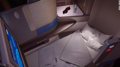 Photo of United vergroot businessclass aan boord van 777's