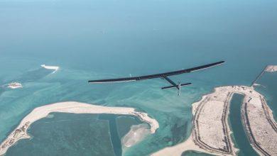 Photo of Foto's: Solar Impulse 2 arriveert na ruim een jaar in New York