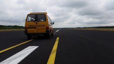 Photo of Geld naar onderzoek remote tower Twente Airport