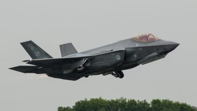 Photo of Pentagon pauzeert leveringen F-35's van Lockheed Martin