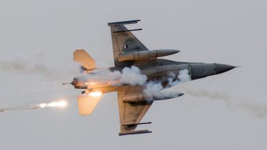 Photo of Oefenbom F-16 veroorzaakt duinbrand op Vlieland