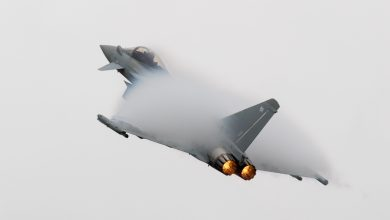 Photo of Eurofighter Typhoon uit Canadese competitie