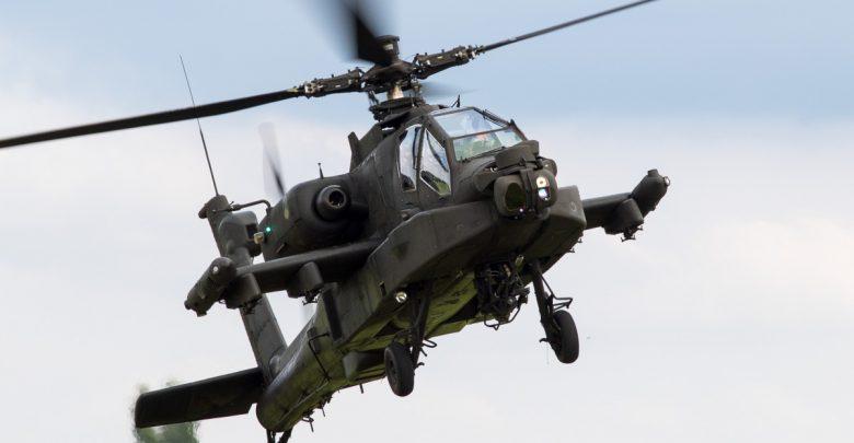 هولندا تقرر ايقاف تحليق اسطولها من مروحيات AH-64 Apache بعد اكتشاف خلل في مروحه الذيل  KP2A5904-1-780x405