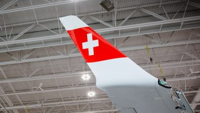 Photo of Swiss stationeert alle CSeries in Genève