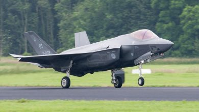 Photo of Zes F-35's overgekomen voor Brits vliegshowdebuut – Video