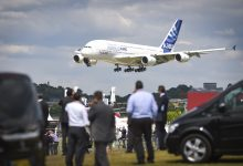 Photo of De eerste vlucht van de Airbus A380 | Video