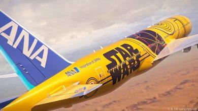 Photo of ANA voegt vierde Star Wars-vliegtuig toe aan vloot