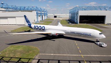 Photo of Eerste vlucht A350-1000 gepland