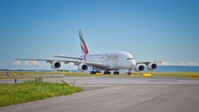 Photo of Zo nam Emirates haar eerste A380 in ontvangst | Video