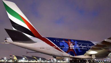 Photo of Emirates met A380 naar Chicago