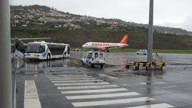 Photo of Madeira airport al dagen grotendeels dicht