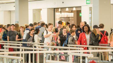 Photo of Guangzhou Airport opent aparte rijen voor mannen