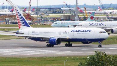 Photo of Luchthaven Hong Kong zet gestrande 767 te koop