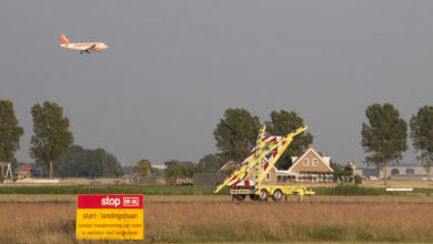 Photo of Polderbaan weer open na kleine vertraging