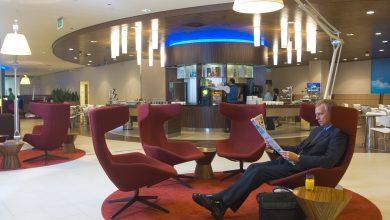 Photo of KLM: mijd ICA-lounge in de ochtendspits