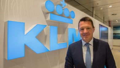 Photo of Elbers blijft de stuurknuppel van KLM in de hand houden