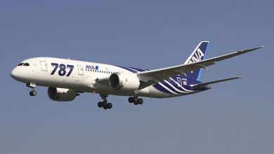 Photo of Japanse 787 landt zonder werkende motoren