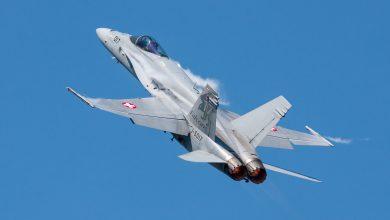 Photo of Zwitserse F-18 vermist in Zwitserse Alpen
