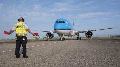Photo of Laatste vlucht KLM naar Caïro uitgevoerd