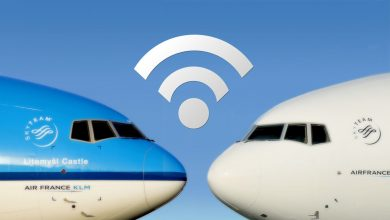Photo of Uitrol wifi bij KLM loopt vertraging op