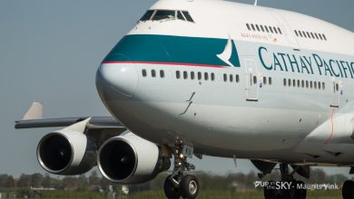 Photo of Oktober: 3 miljoen reizigers voor Cathay Pacific Airways