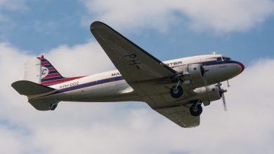 Photo of Douglas DC-3 op de Ringvaart – video