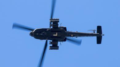 Photo of Twee doden bij crash Apache in Californië