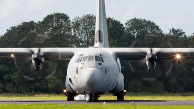 Photo of C-130J Hercules voor Duitse luchtmacht