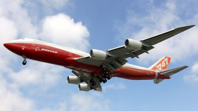 Photo of Boeing test extreme rejected take-off met 747-8| Video
