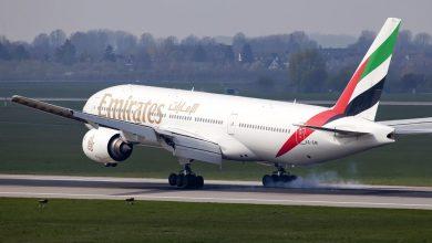 Photo of Harde landing en go around voor Emirates 'triple seven' | Video