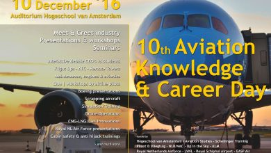 Photo of Deze zaterdag tiende editie Aviation Knowledge and Career Day