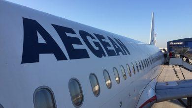 Photo of Aegean vliegt vanaf 15 juni weer van alle Griekse luchthavens