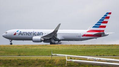 Photo of Brand American 767 veroorzaakt door motorstoring