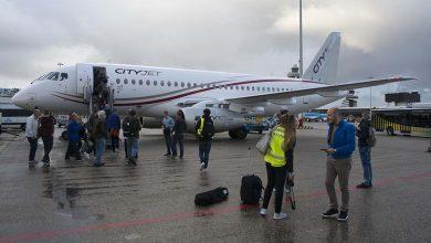 Photo of Sukhoi Superjet enthousiast ontvangen op Schiphol