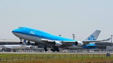 Photo of KLM's oudste 747 voert allerlaatste vlucht uit